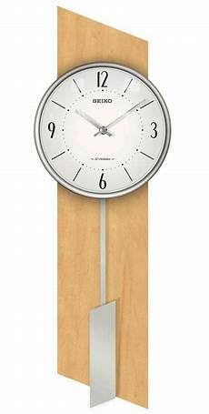 the seiko qxm485blh brookfield contemporary wall clock is perfect for a modern environment at