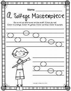 re ready print elementary music worksheets and