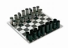 originelle diy schachfiguren aus schrauben muttern und