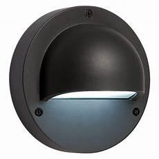 plug play deimos 12v 7 1w led eyelid bulkhead outdoor light qvs direct