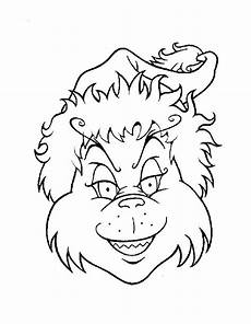 Grinch Malvorlagen Sub Indo Coloring Pages Grinch Coloring Pages Free