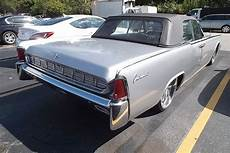 Lincoln Continental 4 - 1963 lincoln continental 4 door convertible 190094
