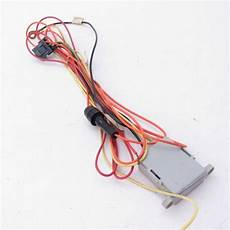 gm power antenna wiring gm chevrolet buick pontiac nos power antenna relay wiring harness 1970 s 1980 s ebay