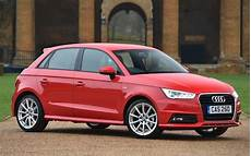 audi a1 review great in town but is it better than a mini