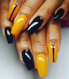 best yellow nail art designs for summer 2019 yellow