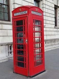 Photo Gratuite Londres Cabine T 233 L 233 Phonique Image