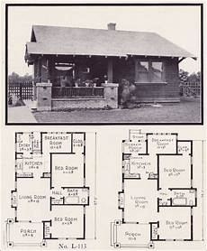 house plans for cold climates 1922 small side gabled bungalow plans by e w stillwell
