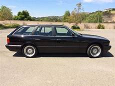 how cars run 1993 bmw 5 series user handbook sell used 1993 bmw e34 525it base wagon 4 door 2 5l touring black 2 owner california car in
