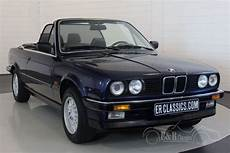 bmw 320i e30 cabriolet 1988 for sale at erclassics