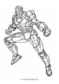 iron 17 gratis malvorlage in comic trickfilmfiguren
