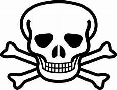 Skull And Crossbone Clipart