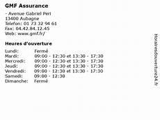 ᐅ Gmf Assurance Horaires D Ouverture Avenue Gabriel