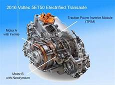 An Easy Guide To 2016 Chevrolet Volt S Hybrid Powertrain