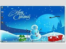[48 ] Christmas Desktop Free Theme Wallpaper on