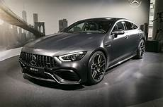 by design 2019 mercedes amg gt 4 door coupe automobile
