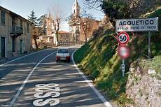 blitzer marathon 2018 aquetico blitzer marathon in italienischem dorf autobild de