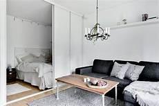 Einrichtungsbeispiele F 252 R Wohn Und Schlafzimmer In Einem