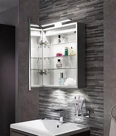 600mm x 500mm led illuminated bathroom cabinet