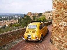 Vintage Fiat 500 Experience In Chianti Italycharme