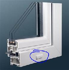 installer aeration fenetre pvc fenetre pvc avec aeration