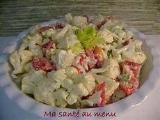 Recettes Chou Fleur En Salade