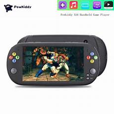 Powkiddy 16gb Inch Screen Handheld Retro powkiddy x16 portable handheld player 16gb rom