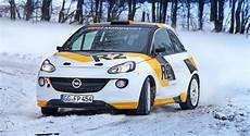 opel adam r2 rally car announced