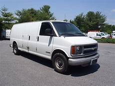 how do cars engines work 2002 chevrolet express 2500 on board diagnostic system purchase used 2002 chevy 3500 diesel cargo van ready to work in baltimore maryland united states