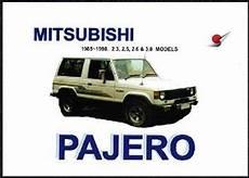 best auto repair manual 1988 mitsubishi pajero parking system mitsubishi pajero 1985 1990 owners manual 1869760891 9781869760892