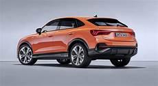 audi q3 coupe audi q3 sportback compact suv coupe auto design