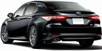 2020 Toyota Camry Exterior Latest Information About