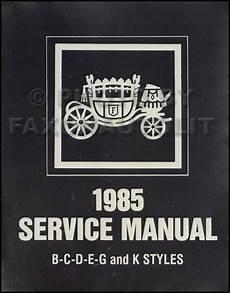 auto repair manual free download 1985 pontiac bonneville regenerative braking 1985 pontiac body shop manual bonneville grand prix parisienne repair service ebay