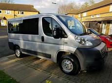 fiat 9 sitzer fiat ducato 33 combi 100 multijet minibus 9 seater in