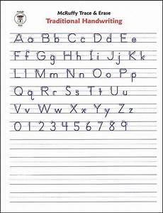 tracing handwriting worksheets hand writing