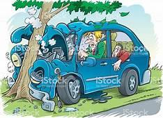 Car Crash Stock Illustration  Download Image Now IStock