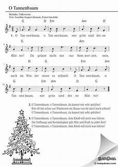 o tannenbaum weihnachtslieder texte gitarre lieder und