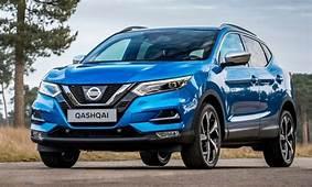 Nissan Qashqai 2019 Schwarz