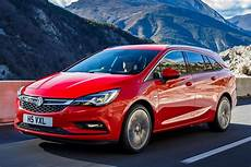 vauxhall astra sports tourer from 2016 used prices parkers