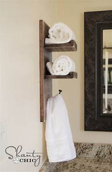 bathroom towel hook ideas diy towel holder shanty 2 chic