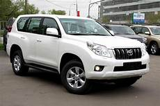 New Toyota Land Cruiser Prado 150 2016 Prices And