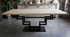 Table Haute En Bois Acier Jeliodesign