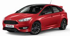 ford focus rot ford focus 1 5l ecoboost black edition based on