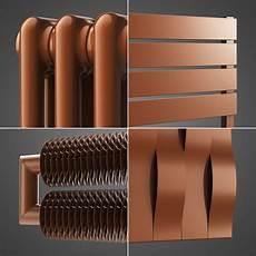 radiateur fuel design radiator in copper metallic colour hothot radiators