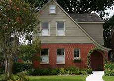 exterior paint colors with red brick give your house a touch of superiority interior