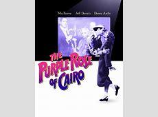 purple rose of cairo film