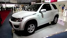 2013 Suzuki Grand Vitara Diesel 3 Doors Exterior And