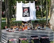 Kindergeburtstag Deko F 252 R Jungs Ideen Piratenparty