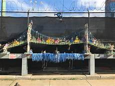 West Side Cleaners by A Miniature Bridge Made Of Pipe Cleaners Now On View By