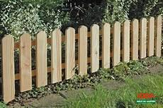 Gartenzaun Billig Kaufen - 8x steckzaun 120 x 30 cm gartenzaun holz zaun real