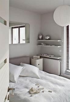 Schlafzimmer Farben Neutral Hellgrau Wei 223 Kleiner Raum In